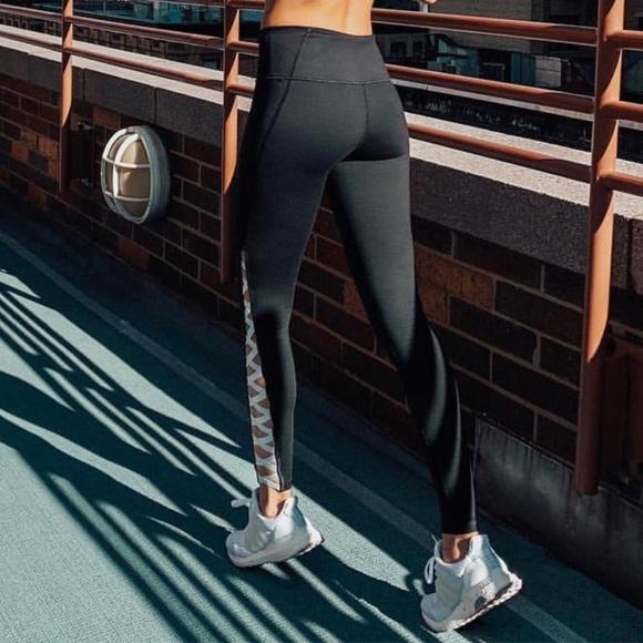 Victoria's Secret Pants - Knockout by Victoria Sport Crisscross Tight Size S